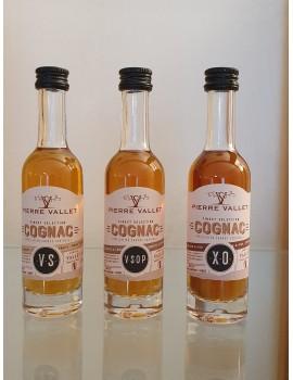 Cognac Miniatures Pierre Vallet